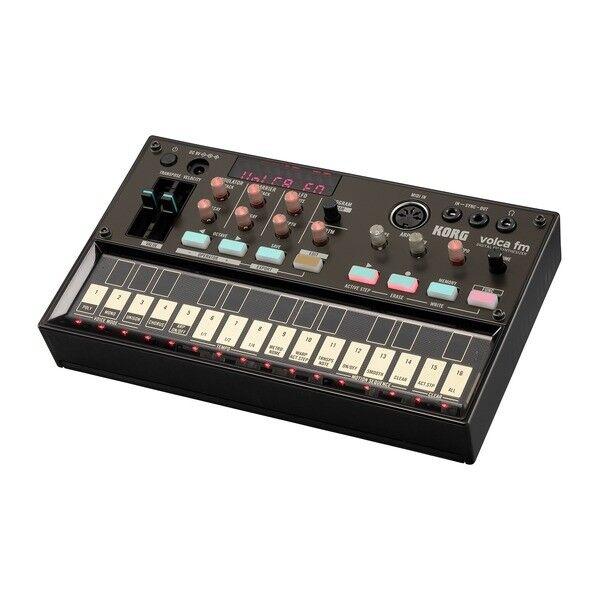 Korg Volca FM Three-Voice Portable Polyphonic Digital Synthesizer