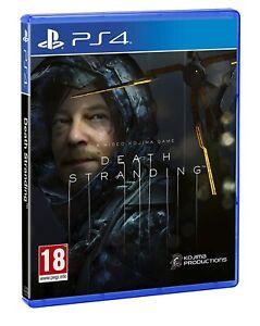 DEATH STRANDING PS4 - ITALIANO - PLAYSTATION 4 - SONY - PREVENDITA DEL 08/11/19
