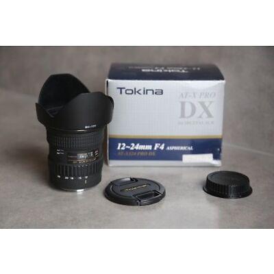 Tokina AT-X Pro 124 12-24 mm F/4.0 DX II AF Objektiv