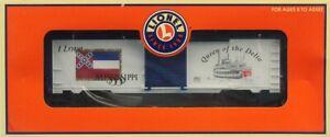 Lionel-O-Gauge-I-Love-Mississippi-29913-Queen-Of-The-Delta-Box-Car-6-29913U