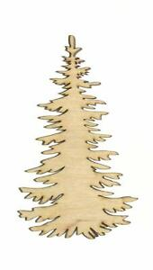 Evergreen-Tree-Unfinished-Wood-Shape-Cut-Out-E11312-Crafts-Lindahl-Woodcrafts