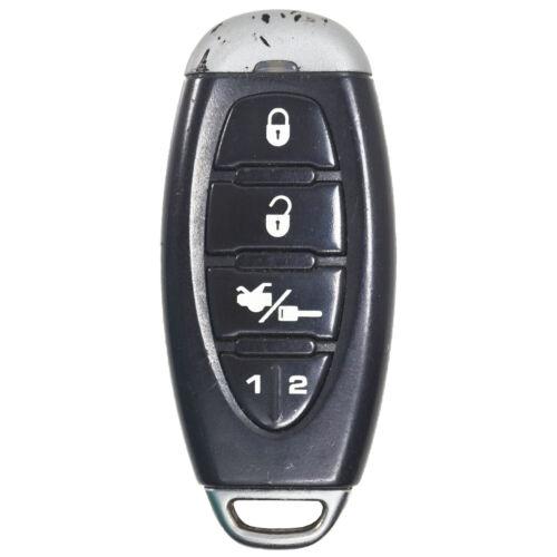 Worn Pursuit Aftermarket Keyless Entry Remote Start FCC ID ELVATID Red LED