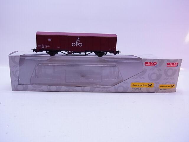 60706 | Piko H0 72021 gedeckter Güterwagen Gbs254 der DB in OVP