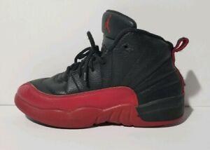 los angeles a7b78 5f3b4 Image is loading Nike-Air-Jordan-XII-12-Retro-Flu-Game-
