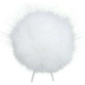Brillant Bubblebee Industries Miniature Windbubble For Lavalier Microphone Bbi-l03 - Wht-afficher Le Titre D'origine 100% D'Origine