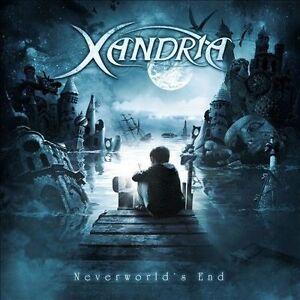 Neverworld-039-s-End-Digipak-XANDRIA-CD-LTD