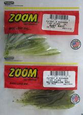 """NEW Zoom 081115 Tiny Fluke 20Pk Baby Bass 3/"""""""