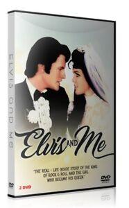 Elvis-et-Moi-Elvis-and-Me-Elvis-Presley-2-DVD-English-French-VF-Francais