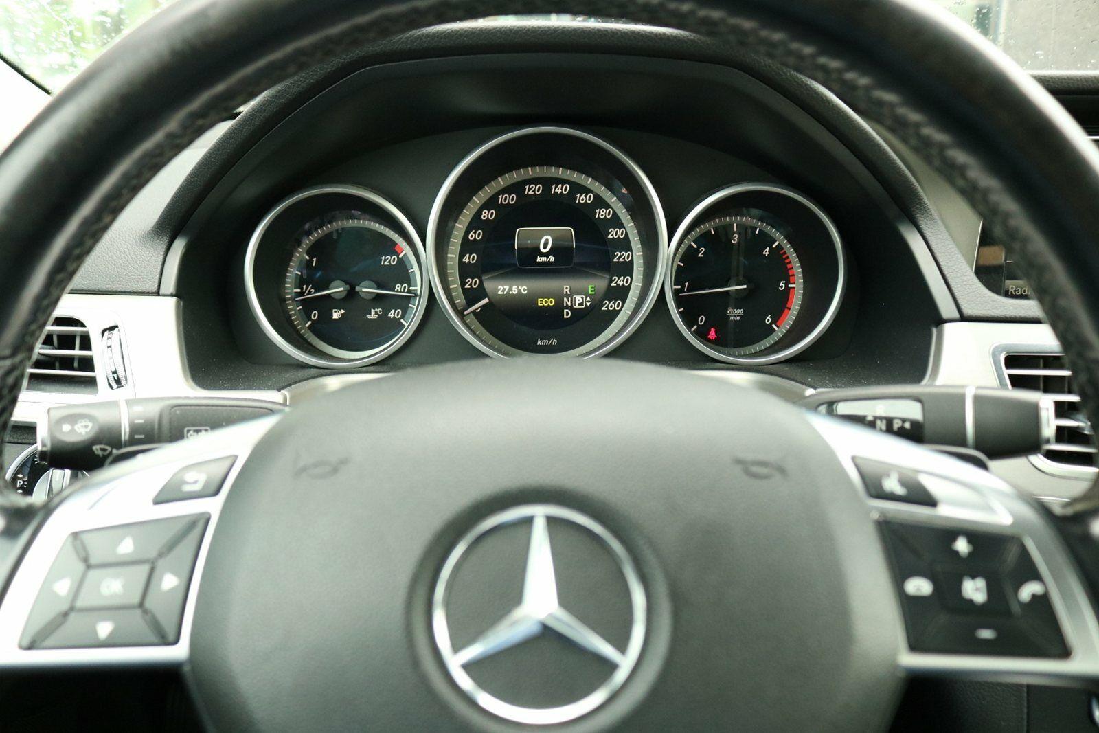 Mercedes E200 BlueTEC aut.