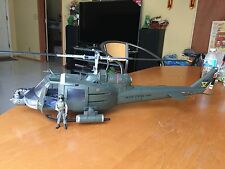 BBI 21st century Huey Hog helicopter 1:18 scale approx. 27''
