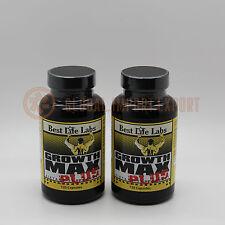 Height Enhancer Growthmax Plus 2 Month Course Grow Pill Taller Growth Supplement