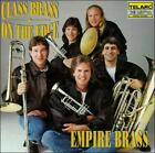 Class Brass - On The Edge (CD, May-1993, Telarc Distribution)