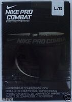 Nike Pro Combat Hyperstrong Compression Jock Mens Cup Choose Size L To 4x