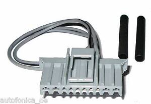 repair set plug body computer control unit light headlight. Black Bedroom Furniture Sets. Home Design Ideas