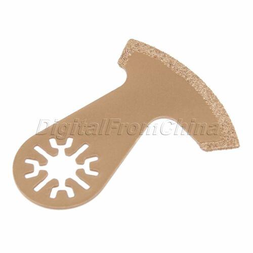 3pcs Mix Carbide Saw Blades Rasp Kit Cutting Grinding Oscillating Multi Tool