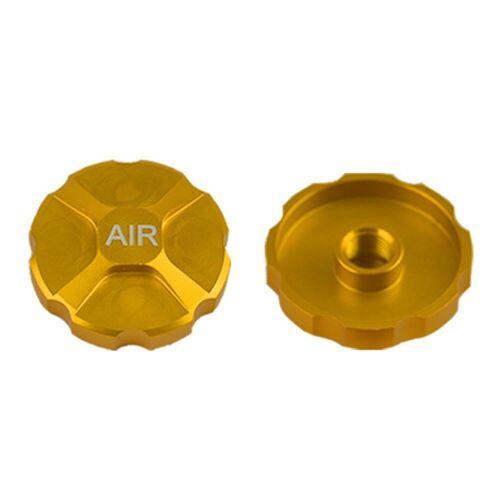 Schwarz Gas Wert Abdeckung Blau Kappe Gabel Vorne Gold MTB Schutz Lila Rot