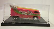 HOT WHEELS LIBERTY PROMOTIONS - PINK VOLKS DRAG'N VW DRAG BUS - 1048 of 1500