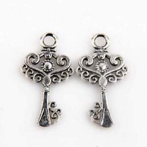 15 Antique Tibetan Silver Assorted Horse Pendant DIY Jewelry Findings Charms
