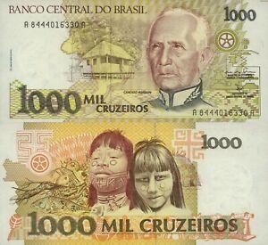 Brazil-1-000-Cruzieros-ND-1993-231c-UNC