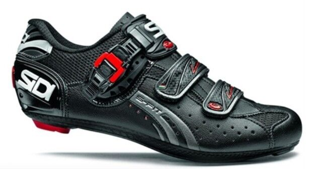 SIDI Genius Fit Carbon Road Cycling shoes. Size US 5
