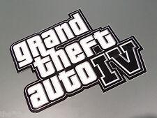 $$$$$GRAND THEFT AUTO IV Adesivo $$$$$Rockstar Games $$$$$