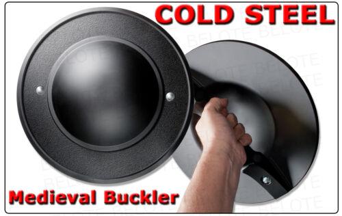 "Cold Steel Medieval Buckler Shield 12/"" Diameter 92BKPB **NEW**"