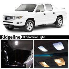 19x White LED Light Interior Package Kit for 2006-2015 Honda Ridgeline
