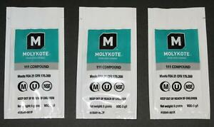 Espresso-machine-O-ring-seal-lubricant-grease-DOW-MOLYKOTE-111-3-PACK-SAVER