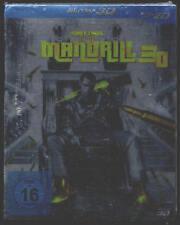 MANDRILL 3D BLUE-RAY NEU VERSCHWEISST