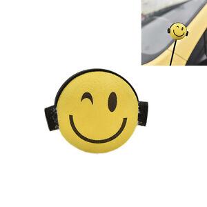 1-Stueck-Lovely-Kopfhoerer-Boy-Eva-Dekorative-Auto-Antenne-Topper-Baelle-Gelb-YR