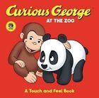 Curious George at the Zoo by Houghton Mifflin (Board book, 2007)