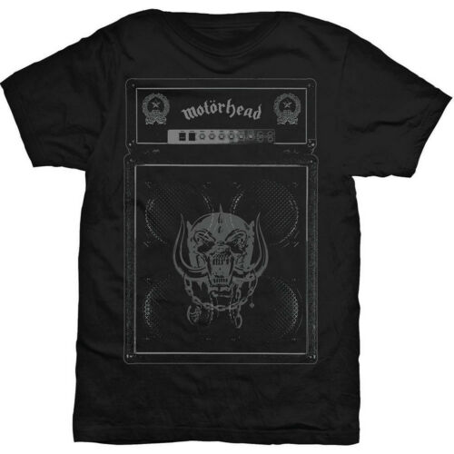 Motorhead /'Amp Stack/' T-Shirt NEW /& OFFICIAL!