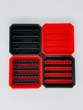 Customizable Short Bin For Milwaukee Packout Low Profile Organizer Tool Box
