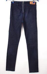 Acne Damen SKIN RINSE Stretch Jeans Größe W27 L32 AVZ1384
