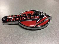 Harley- Davidson 1959-1960 Fuel Tank Nameplate , Medallions , Emblems
