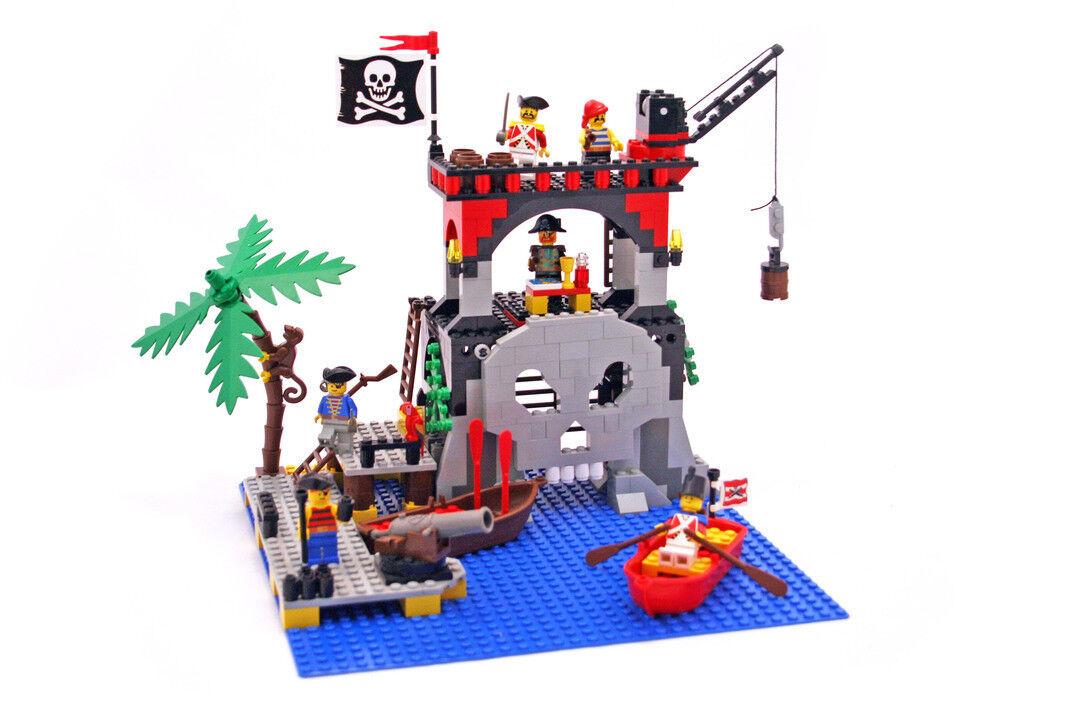 Lego Pirates I Set 6279-1 Skull Island 100% complete + instructions