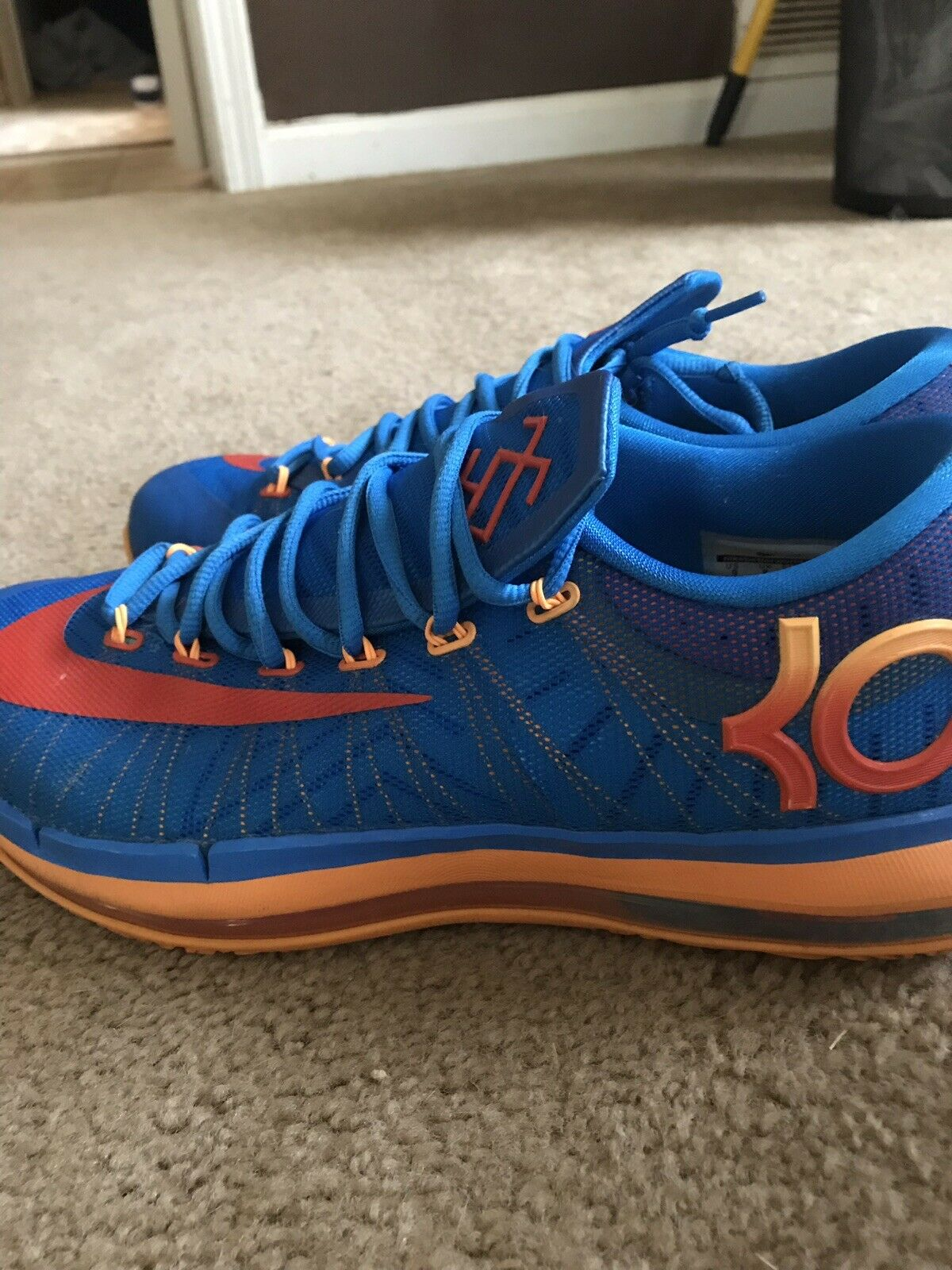 Nike KD Kevin Durant Basketball Men's Size 9    Clean Slightly Worn Great Price    2950c7