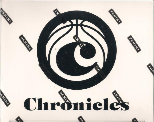 2019-20 Chronicles Basketball Factory Sealed (Fat Pack) Cello Box