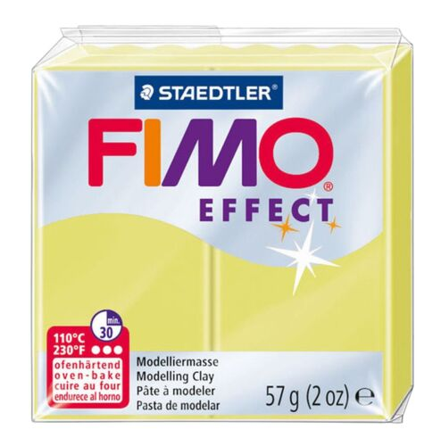 Buy 5 Get 2 Free All 36 Colours FIMO Effect Polymer Oven Modelling Clay 57g