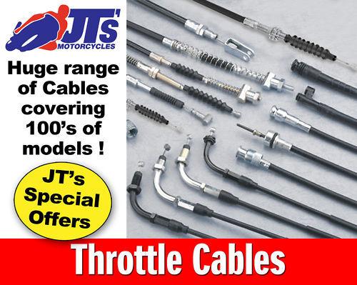 Throttle Cable Kawasaki Push ZR1100 A1-A4 Zephyr 92-95