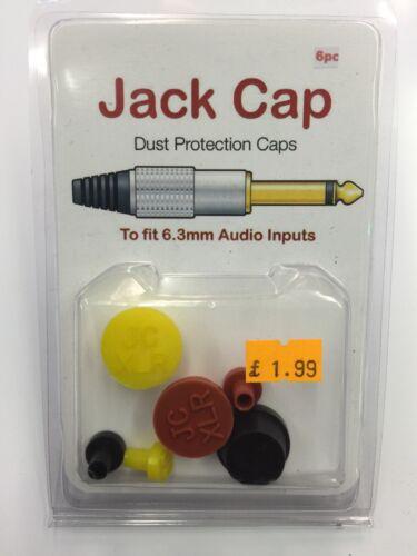 Yamaha Motif JACKCAP Dust Plug Set Keyboard Audio In//Out Jack Protection x12 1//4
