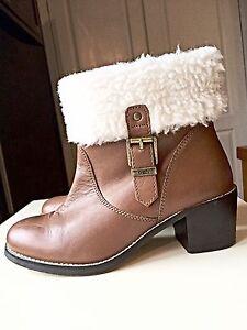 Heel Faith Brown Ladies Tan Women 37 Shoe Designer High Boot Size Ankle 4 wwFRqxrT