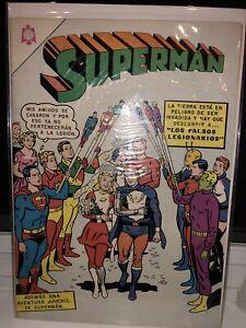 ADVENTURE-COMICS-337-OCT-1965-LEGION-OF-SUPER-HEROES-WEDDING-Mexican-Edition