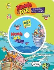 Noah and the Ark: A Story about Being Thankful I Can Read the Bible! Series