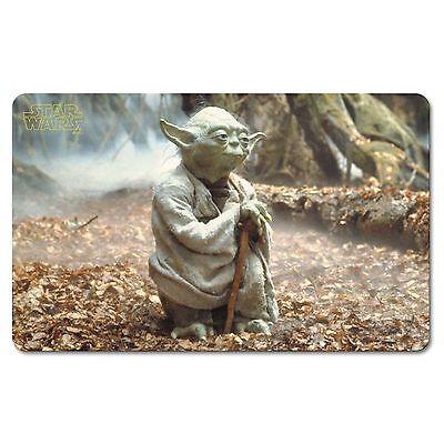 Star Wars - Frühstücksbrettchen - Meister Yoda - Dagobah - Episode 5