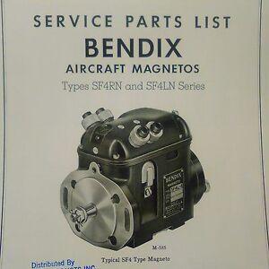 Service Manual For bendix magneto