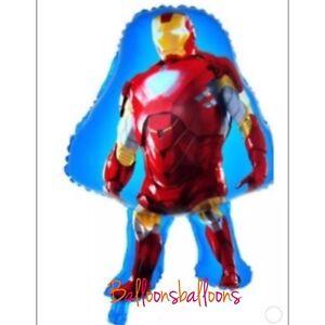 "Ironman Superhero Marvel Avengers Balloon Helium Party Birthday 28/"" large"