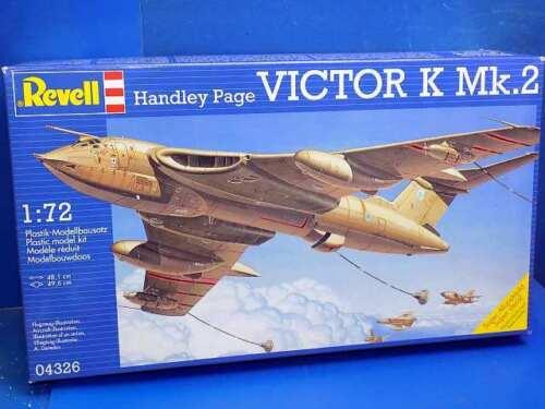 Model Kit Revell 1//72 04326 HP Victor K Mk2 ex Matchbox