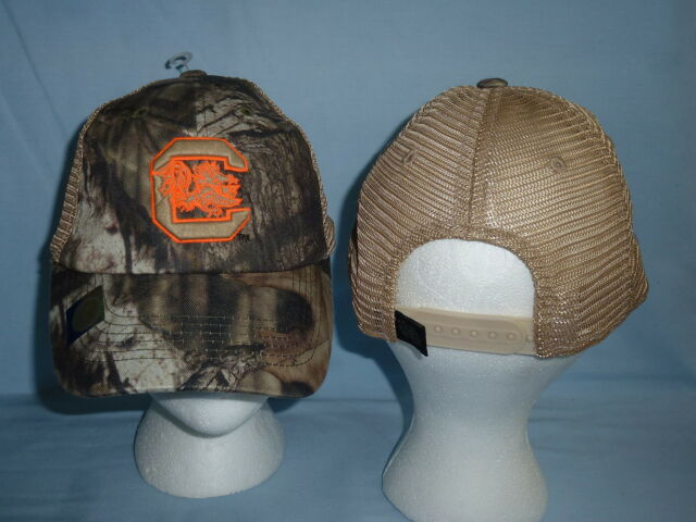 cheap for discount beaad 5e274 SOUTH CAROLINA GAMECOCKS Bounty Camo CAP HAT T.O.W. One Size Fits All NWT   22