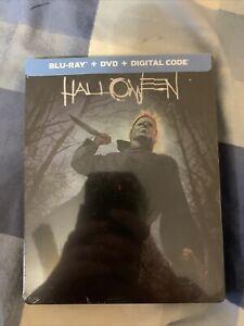 Halloween-Exclusive-Steelbook-Blu-ray-DVD-Digital-Code-Factory-Sealed